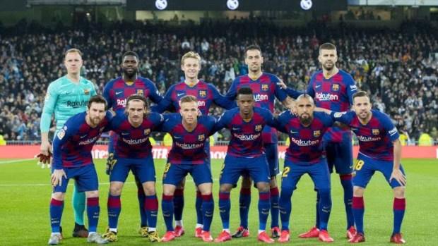Covid-19: Barcelona announce ?97m losses and ?200m decrease in revenue