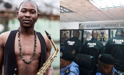 The Nigerian army and police were created to kill black people and protect Western interest - Seun Kuti speaks on #EndSARS campaign (video)
