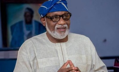 Rotimi Akeredolu declared winner of Ondo governorship election