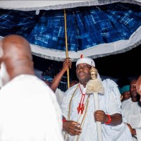 """""""#EndSARS Movement Has Brought Joy To Me"""" Ooni of Ife Writes As He Narrates """"Nasty"""" Experience His """"Daughter"""" Had With SARS"""