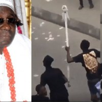 Oba of Lagos' Staff of Office Mysteriously Reappears [Video]