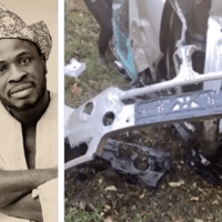 Comedian Craze Clown Survives Ghastly Car Accident [Video]