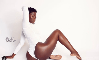 BBNaija star, Khloe celebrates 27th birthday with sultry photos