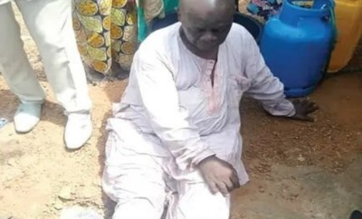 Man, 67, rescued after he jumped into Kwara river