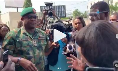 Lekki shootings: Military morgue is undergoing renovation ? Officials (videos )