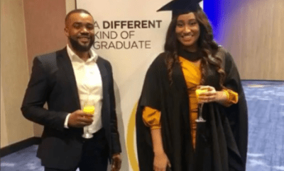 Actor Williams Uchemba engaged to girlfriend (video)