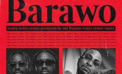 Ajebo Hustlers Barawo (Remix) mp3
