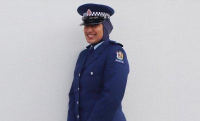 Constable Zeena Ali