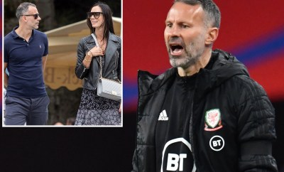 Man. United legend and Wales coach, Ryan Giggs arrested on suspicion of assaulting his girlfriend at his ?1.7million mansion