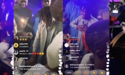 Fans gift BBNaija winner, Laycon, a Benz on his birthday (photos/Videos)