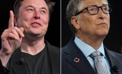 Elon Musk overtakes Bill Gates to become world?s second-richest person a week after he overtook Mark Zuckerberg