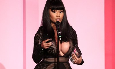 Nicki Minaj drags the Grammys for not winning Best New Artist in 2012