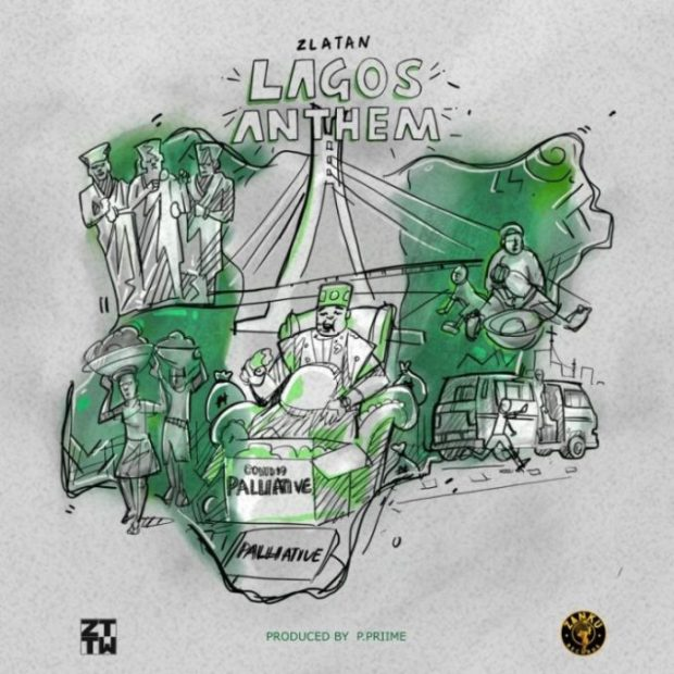 Zlatan Ibile Lagos Anthem mp3