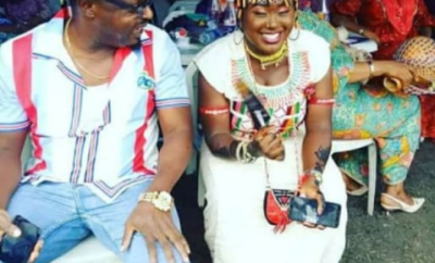 You are a special part of my heart and soul - Eedris Abdulkareem celebrates wife on 16th wedding anniversary