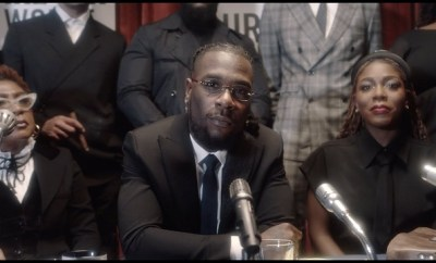 Burna Boy Way Too Big video download