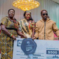 [Photos] 19-year-old Odesola Temitope wins Miss Africulture International 2020