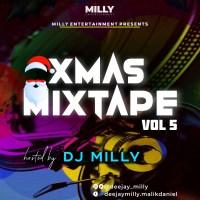 MIXTAPE: DJ Milly – Xmas Mixtape Vol. 5