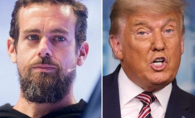 Twitter CEO Jack Dorsey says banning President Trump was a ?Right Decision? after US capitol riot