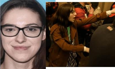 Woman, 22, accused of stealing Nancy Pelosi