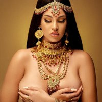IK Ogbonna's Estranged Wife, Sonia Goes Topless in Birthday Photo