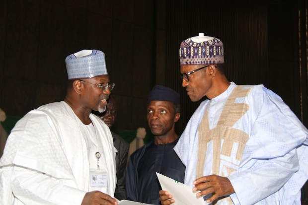 Buhari?s government is disappointing, many Nigerian politicians are selfish, greedy and reckless - Former INEC Chairman, Attahiru Jega