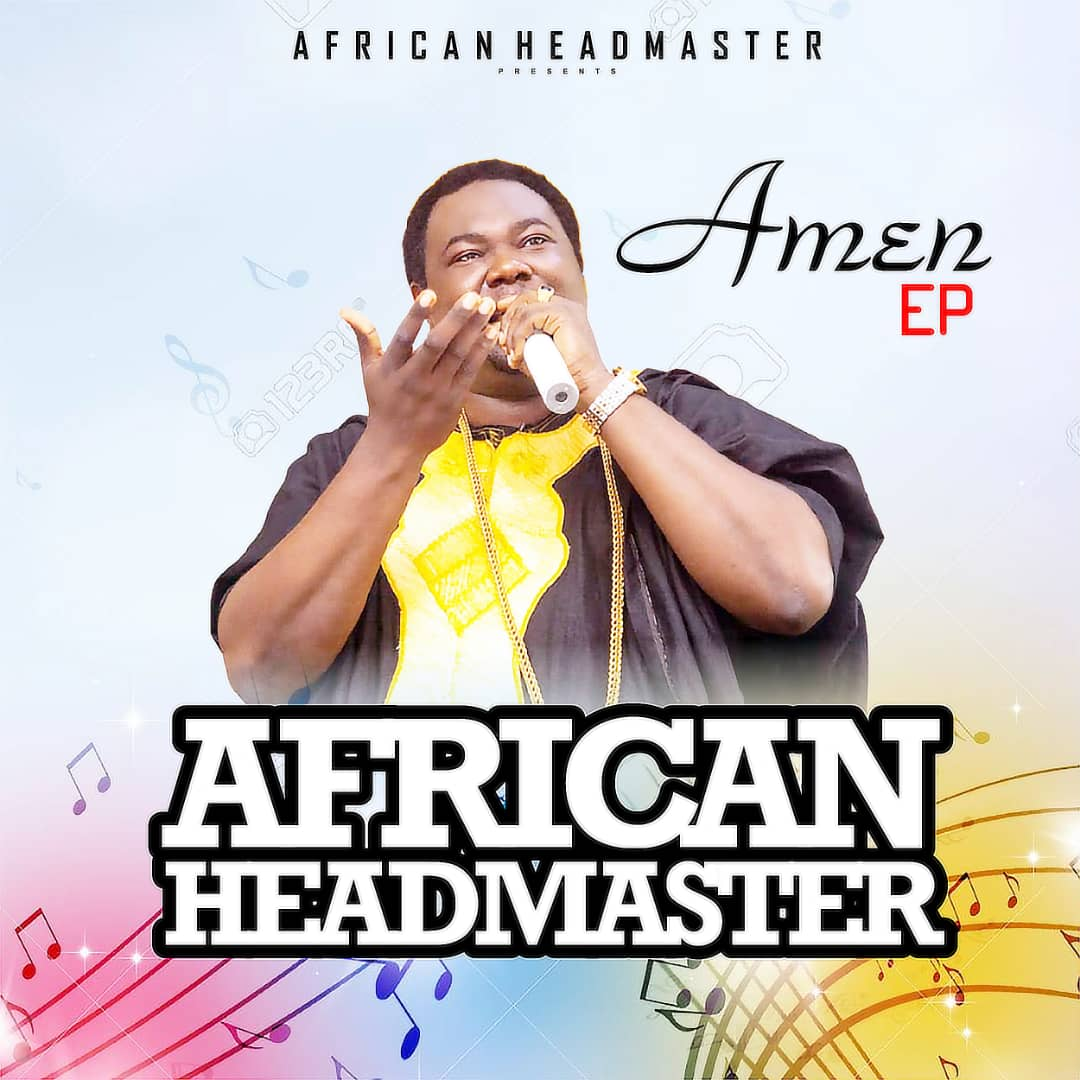 African Headmaster - Amen (EP)