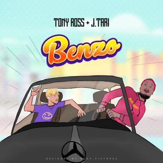 Tony Ross ft. J.Tari - Benzo