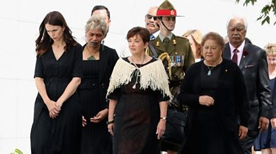 New Zealand holds memorial for 185 victims of Christchurch earthquake 10 years after (photos)