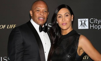 """Dr.Dre calls estranged wife Nicole Young """"Greedy Bitch"""" in an unreleased song (Video)"""