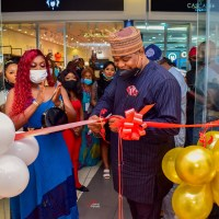 Clarks shoe launches its first official store at Ikeja City Mall Alausa, Lagos