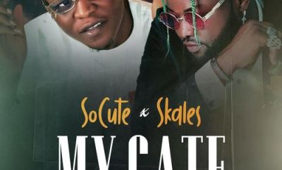 So Cute - My Gate ft. Skales