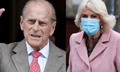 Prince Philip?s treatment ?is hurting him? but he?s ?improving?, Camilla reveals