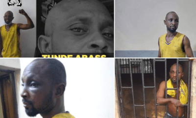 Lagos Commissioner of Police orders redeployment of police officers who arrested and detained activist, Tunde Abassa, for filming them while harassing a man