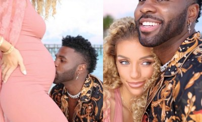 Jason Derulo and girlfriend Jena Frumes expecting their first child together