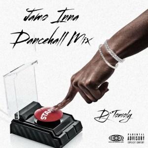 Dj Tonioly - Jamo Inna Dancehall Mix
