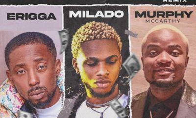 Milado ft. Erigga x Murphy Mccarthy - Olowo (Remix)