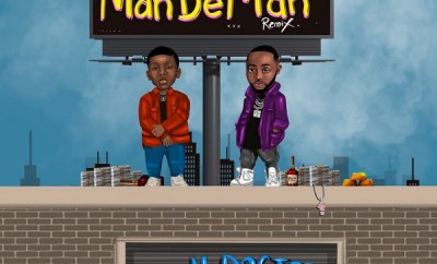Small Doctor – ManDeMan (Remix) ft. Davido