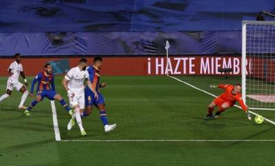 Karim Benzema, Real Madrid, Barcelona, El Clasico