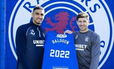 Rangers extend Super Eagles defender Leon Balogun