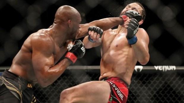 UFC 261 salaries revealed: Kamaru Usman bags .5million payday for knocking out Jorge Masvidal