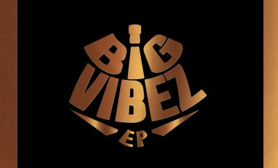 DJ Nuruswizz - Big Vibez (EP)
