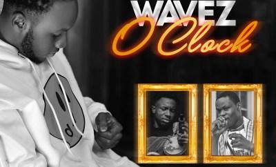 DJ Ken Gifted - Wavez O'CLock (Mix) Ft. Hypeman Richez & T Drumz