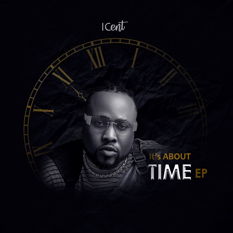 Icent - Its About Time (EP)