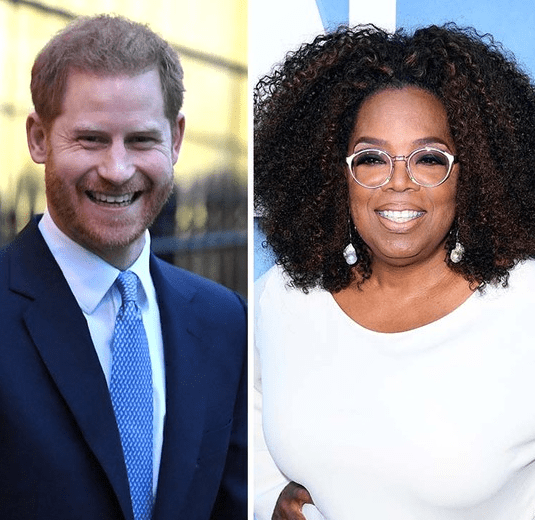 Oprah Winfrey announces new Prince Harry documentary to be released this month