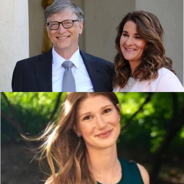 Bill and Melinda Gates? daughter, Jennifer, speaks out following her parents decision to divorce after 27 years