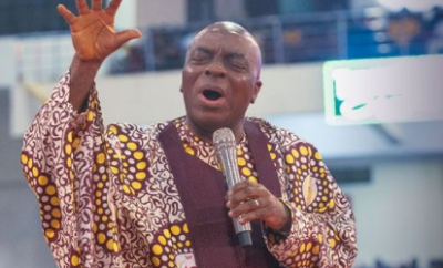 Bishop Oyedepo warns his members against taking COVID19 vaccine, advices them to take anointing oil instead