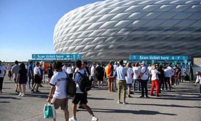 External of Allianz Arena