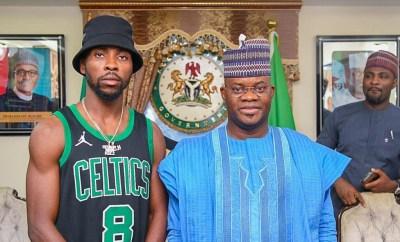Publisher, Omoyele Sowore, attacks footballer, Kelechi Iheanacho, for paying courtesy visit to Kogi state governor, Yahaya Bello