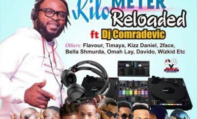 J Comradevic - KiloMeter Reloaded Mix