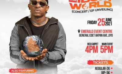 Ikpa Udo Announces Akwa Ibom To The World Concert  #AkwaIbomToTheWorldConcert   CRUZ9JA